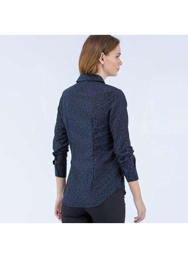Lacoste Kadın  Gömlek CF9571.DY4 Siyah